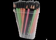 مداد مشکی+