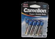باتری قلمی و نیم قلمی 8 تایی+Camelion