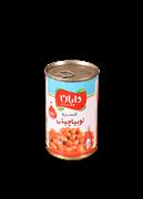 کنسرو لوبیا چیتی (کچاب) 380 گرمی+Canned Baked Beans(ketchup)