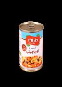 کنسرو لوبیا چیتی (با قارچ) 380 گرمی+Canned Baked Beans(With Mushroom)