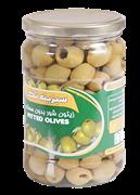 زیتون شور بدون هسته 630 گرمی+PITTED  Olives