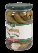 خیارشور ممتاز 670 گرمی+Pickled cucumber