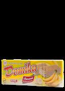 ویفر با کرم موزی 95 گرمی+wafer with banana cream