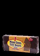 بیسکویت پتی پور   کاکائویی 100 گرمی مینو+Cocoa Biscuits