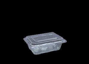 ظرف لایه شفاف سلفون میوه 800 گرمی