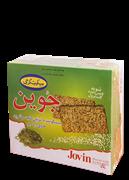 بیسکویت با تزئین کنجد و شوید حاوی آرد جو 920 گرمی+Biscuit with Sesam & Dill Barley Flour
