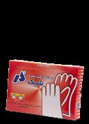 دستکش یک بار مصرف 100 عددی جعبه ای+ Dastkesh Shik Shabani SHIK
