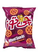 اسنک چرخی 75 گرمی+Wheel Snacke