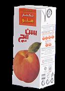 نکتار با طعم هلو 1 لیتری+peach Nectar