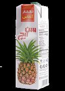 نکتار با طعم آناناس 1 لیتری+Pineapple Nectar