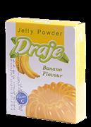پودر ژله با طعم موز 100 گرمی+Drajeh Jelley Powder Banana