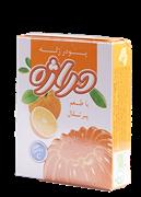پودر ژله با طعم پرتقال 100 گرمی+Drajeh Jelley Powder Orange