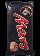 شکلات 6 عددی 270 گرمی+Milk chocolate with soft nougat