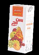 نکتار مخلوط  هفت میوه 200 میلی لیتری+Multi fruit Nectar