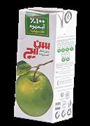 نکتار با طعم سیب 200 میلی لیتری+Juice Apple