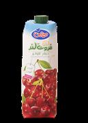 نکتار یک لیتری آلبالو+Sour cherry Nectar