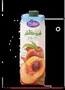 نکتار یک لیتری هلو+Peach Nectar