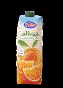 نکتار یک لیتری پرتقال+Orange Nectar with pulp