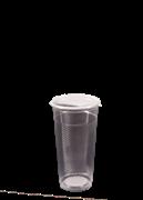 لیوان یک بار مصرف+Tak Zarf Plastic Glas