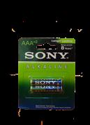 باتری نیم قلمی  آلکالین+Sony Alkalin