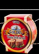 کنسرو ماهی تون در روغن 180 گرمی+TUNA Fish in oil