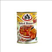 کنسرو خوراک لوبیا چیتی با قارچ 380 گرمی+Bean With Mushroom Dish