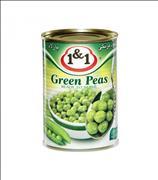 کنسرو نخود سبز 385 گرمی+Canned Green Peas