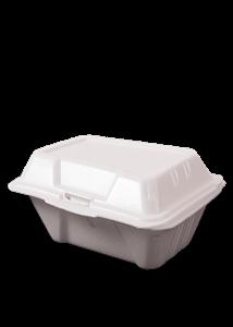ظرف غذا درب دار یک بار مصرف
