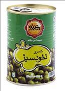 کنسرو نخود سبز 420 گرمی+ canned green peas