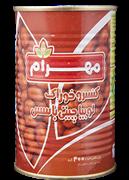 کنسرو خوراک لوبیا چیتی با سس 400 گرم+Baked Beans With Sauce